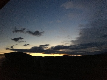 sunrise in Jackson