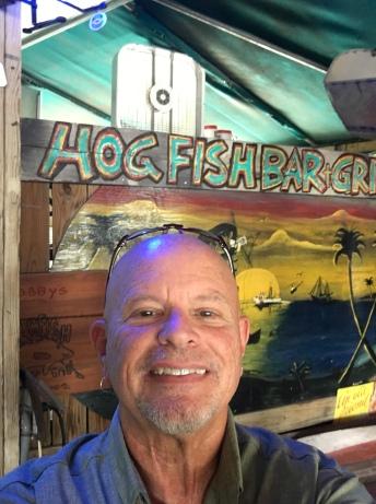 Key West Hogfish
